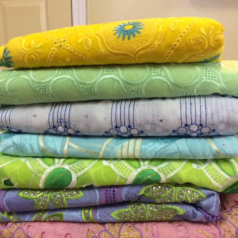 DWC-fabrics